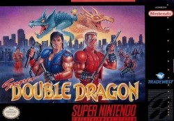 Super Double Dragon Rom, Super Nintendo (SNES) Download (USA)