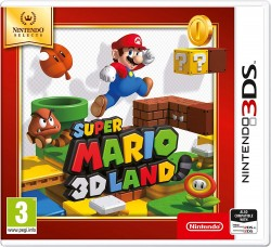 Super Mario 3D Land Nintendo 3DS (3DS), Rom Download (USA)