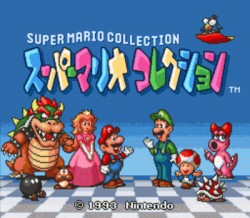 Super Mario Collection (V1.1) Rom, Super Nintendo (SNES) Download (Japan)