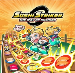 Sushi Striker: The Way of Sushido Nintendo 3DS (3DS), Rom Download (USA)