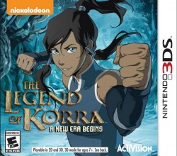 The Legend of Korra: A New Era Begins Nintendo 3DS (3DS), Rom Download (USA)