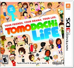 Tomodachi Life Nintendo 3DS (3DS), Rom Download (USA)