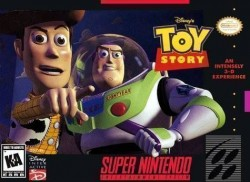 Toy Story Rom, Super Nintendo (SNES) Download (Europe)