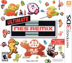 Ultimate Nes Remix Nintendo 3DS (3DS), Rom Download (USA)