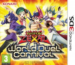 Yu Gi Oh! Zexal World Duel Carnival Nintendo 3DS (3DS), Rom Download (USA)